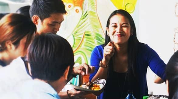 フィリピン人のあたたかい国民性