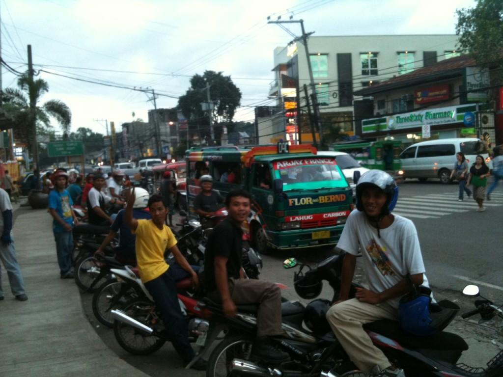 フィリピン バイク