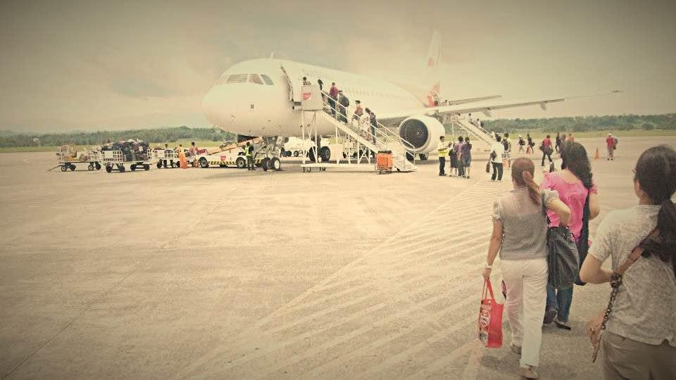 フィリピン・空港・送迎