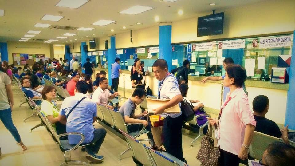 フィリピン・移民局