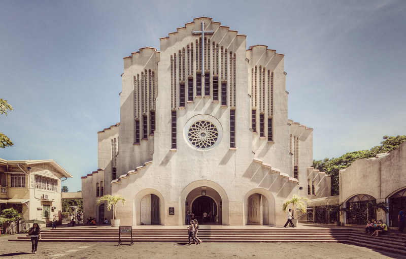 BACLARAN CHURCH_Fotor