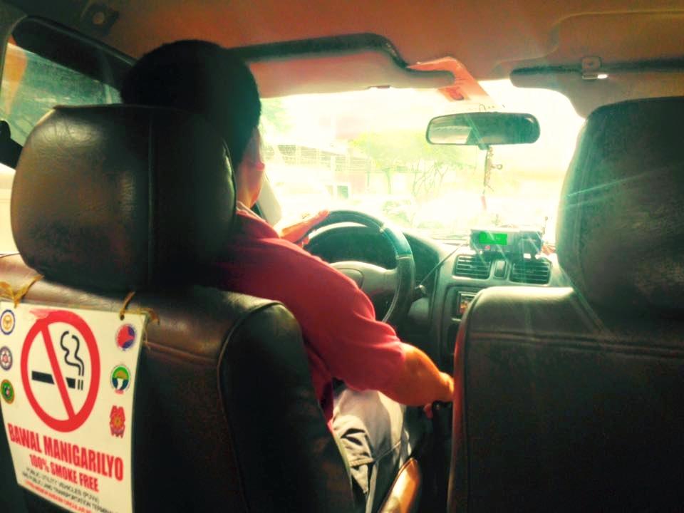 フィリピン・交通事情・タクシー・安全