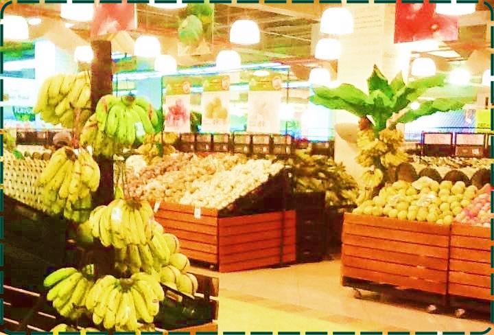 フィリピンのスーパー