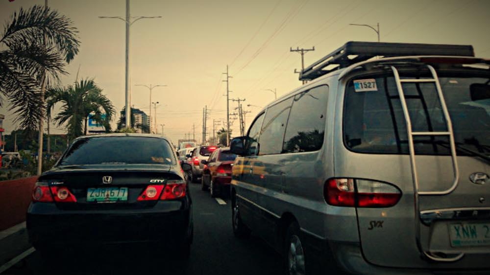 フィリピン・渋滞・原因・対策4